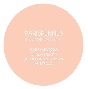 Supernova - Dunsborough