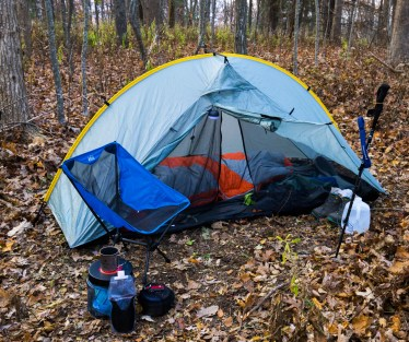 My new tent!