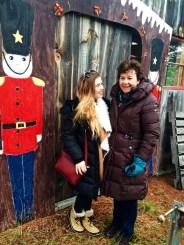My wonderful Momma