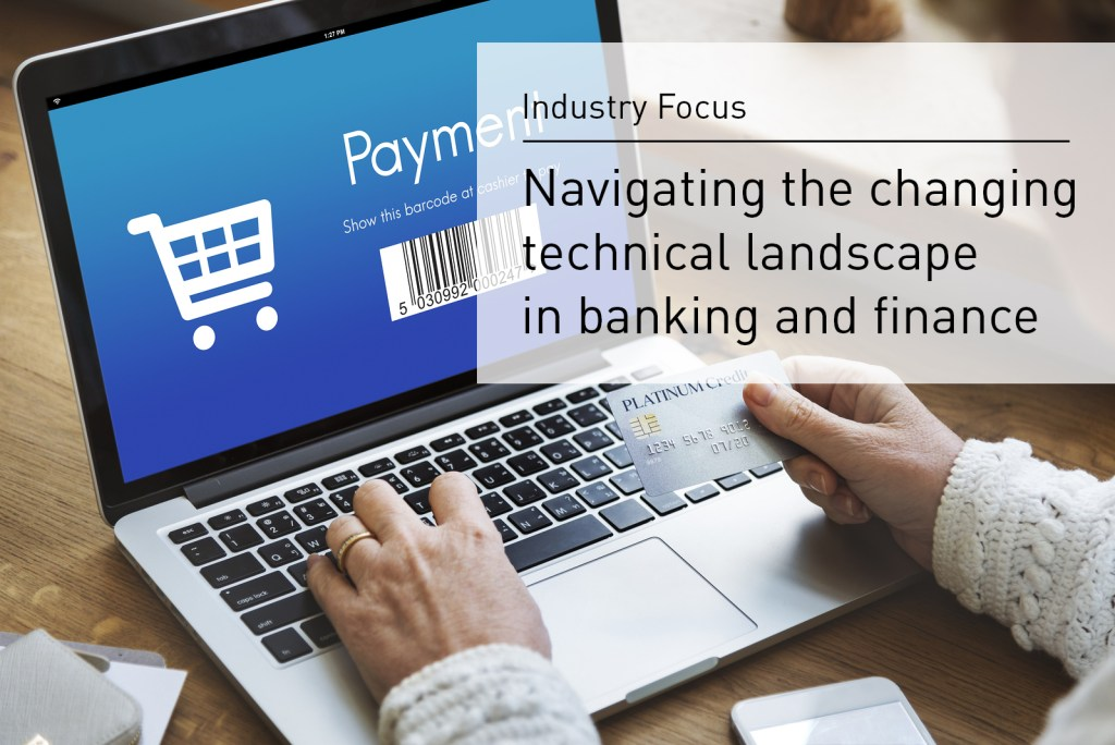 Technology for Banking and Finance