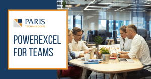 PowerExcel OLAP spreadsheet modeling