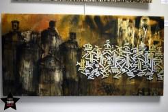 Soklak à la Galerie NUNC