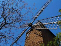 montmartre windmill