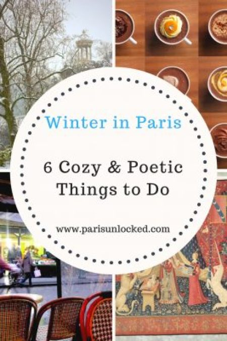 Winter in Paris: Cozy things to do
