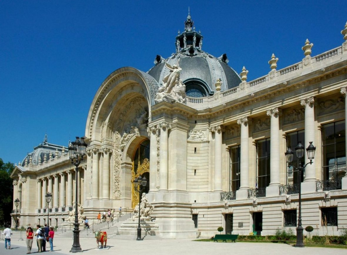 The Petit Palais houses one of the finest permanent collections of painting and sculpture in Paris- and it's entirely free, too. Image credit: CC BY 2.5, Patrick Giraud