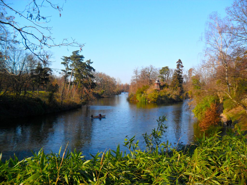 "The Bois de Boulogne is one of two forested parks referred to as ""the lungs of Paris""."