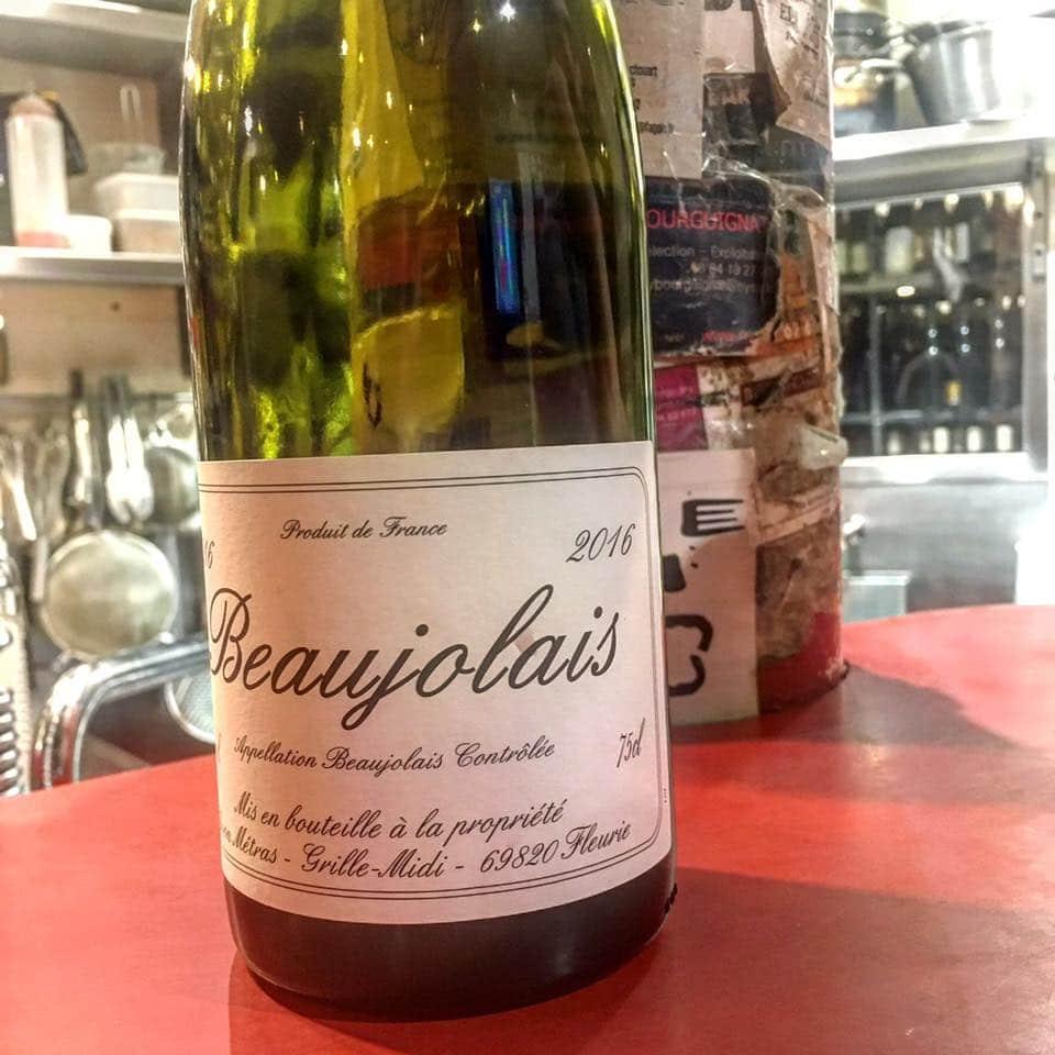 Beaujolais Nouveau tasting at Le Verre Volé in Paris. Image credit: Le Verre Volé /Official Facebook Page