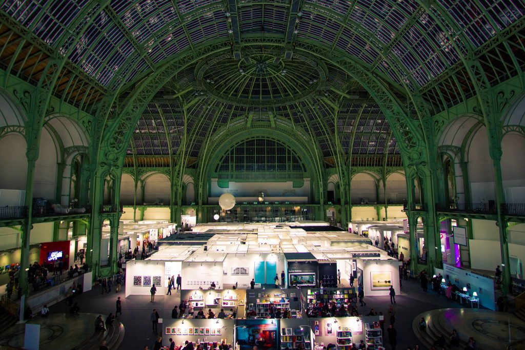 Paris Photo in 2017, Grand Palais, Paris. Hernan Pinera/Creative Commons