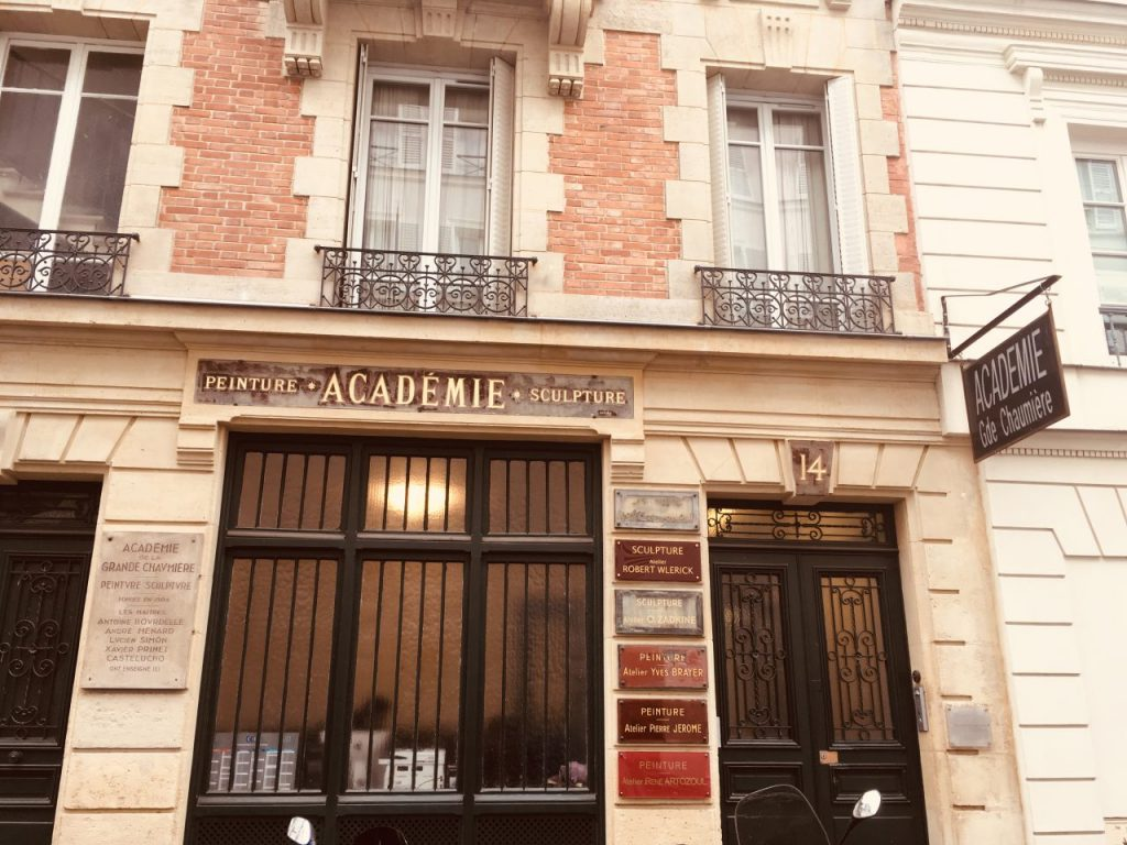 Academie De La Grande Chaumière The Paris Art Studio