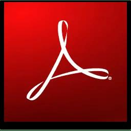 Adove Reader Logo