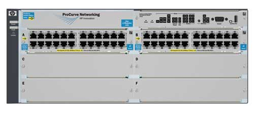 Upgrading Firmware on a HP Switch 5406zl(J8697A) | Welcome