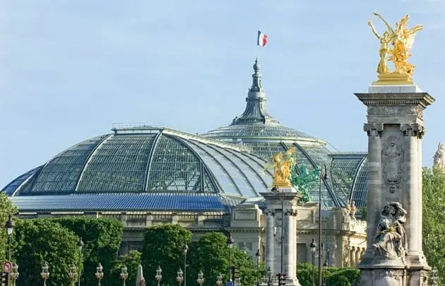 Le Grand Palais paris writing retreats june 2021 itinerary