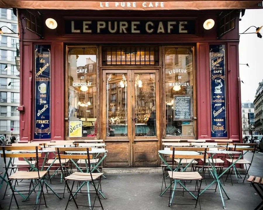 le pure cafe paris writing retreats june 2021 itinerary
