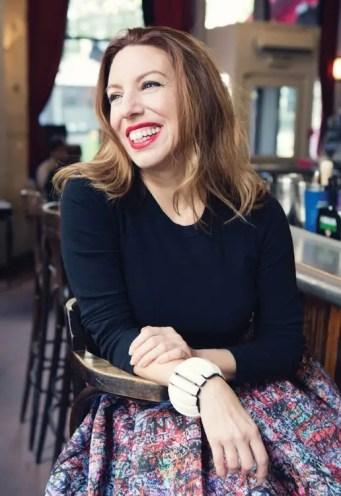 Lisa Anselmo-Author