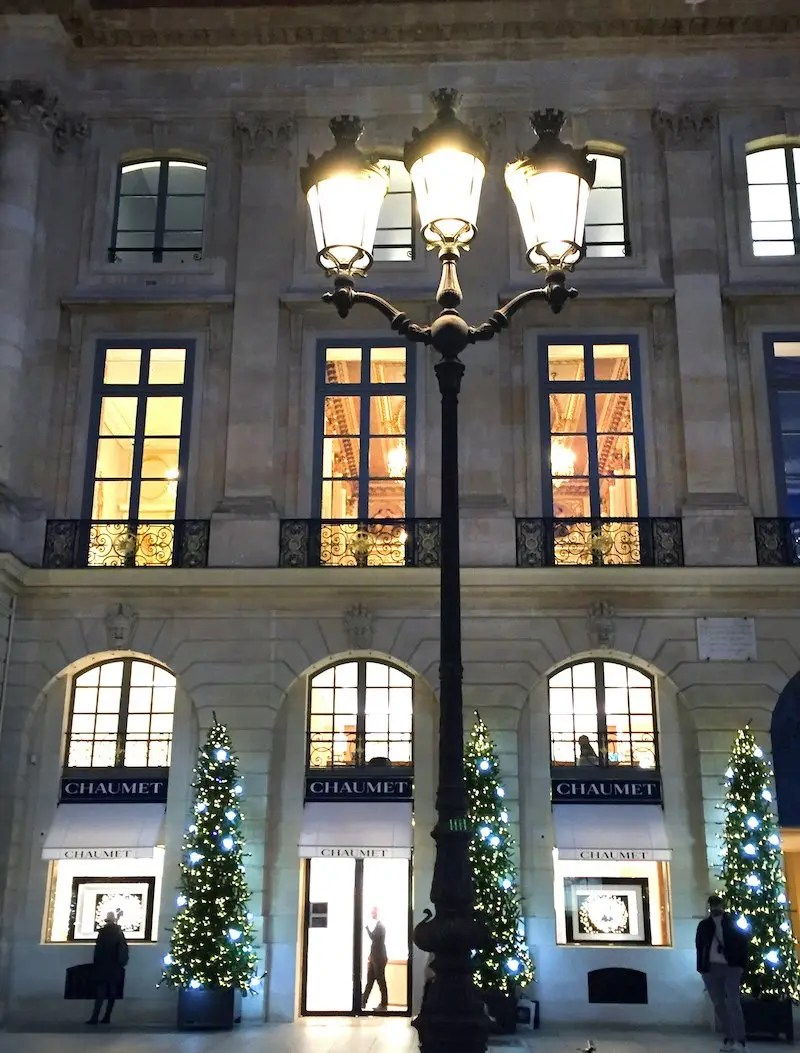 Chaumet-place Vendome-copyright Lisa Anselmo