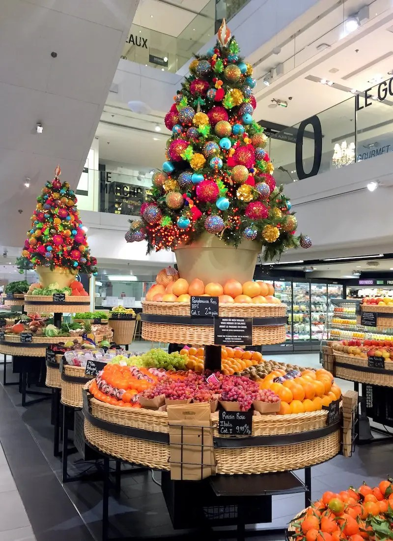fruits-galeries lafayette gourmet-copyright Lisa Anselmo