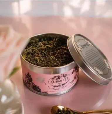 kusmi rose tea chantal thomass