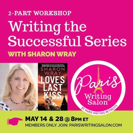 sharon wray writing successful series
