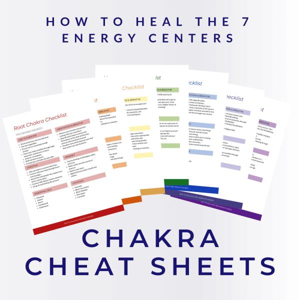 How to Balance the Chakras