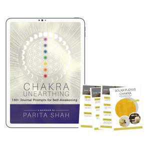 Chakra Workbook - Journaling Exercises for Chakra Healing