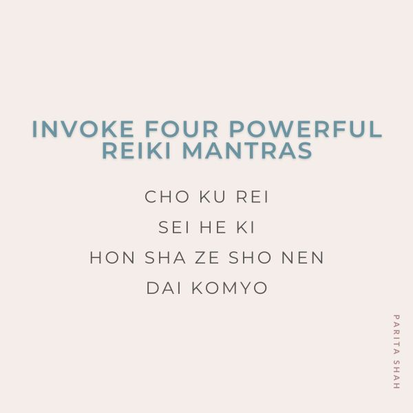 Reiki Symbol Mantra Meditation Album - Sacred Reiki Chants for Reiki Practitioner, Master & Teacher - Reiki Gift - Reiki Music - Reiki Room