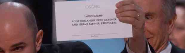 Oscars: How the Wrong Envelope Triggered a Best Picture Fiasco