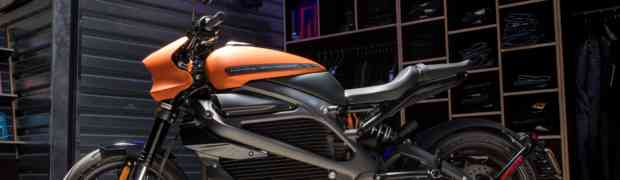 Inside Harley Davidson's EV shift with a ride on its LiveWire