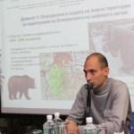 Симеон Арангелов - експерт по фауната представя дейностите, свързани с фауната
