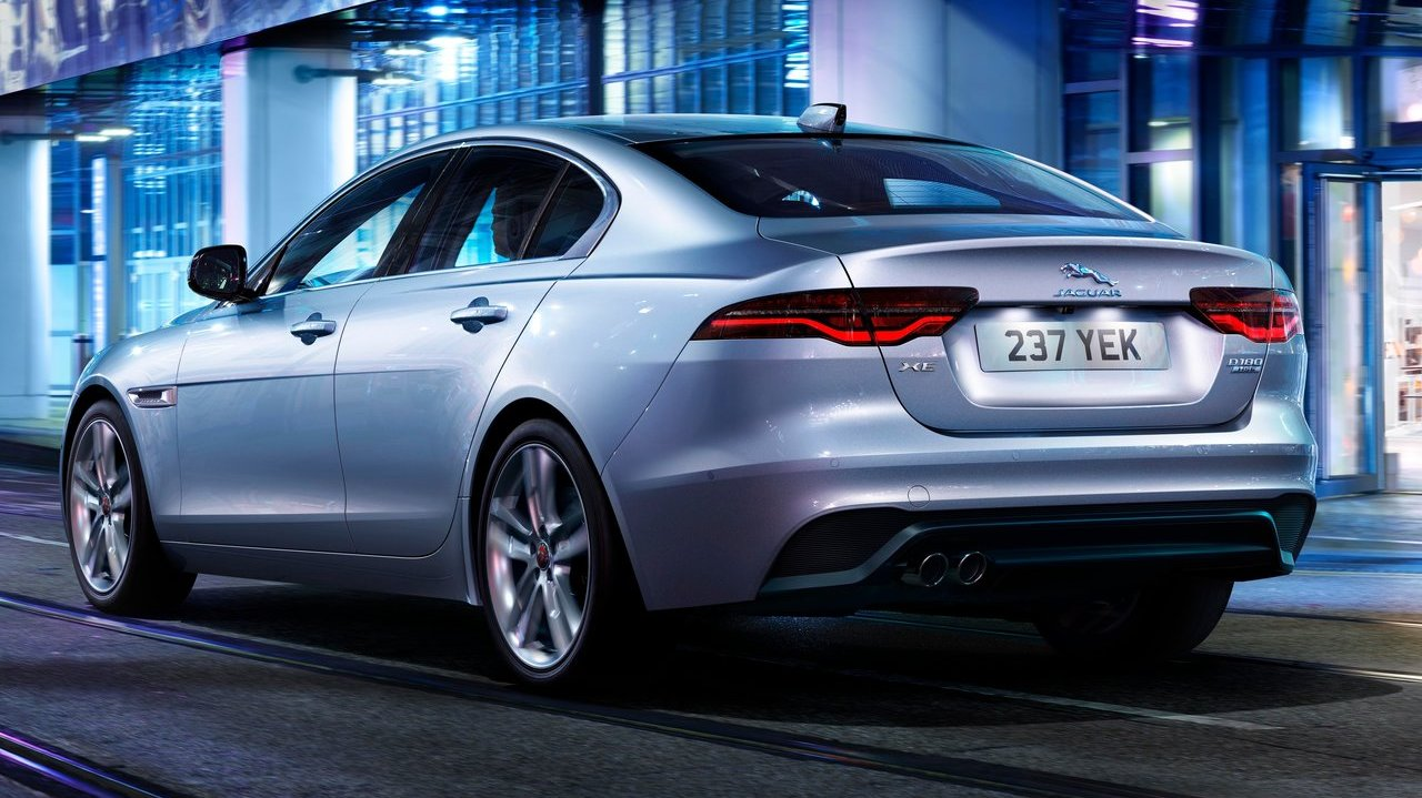 2020 Jaguar Xe Facelift Revealed Will Come To India