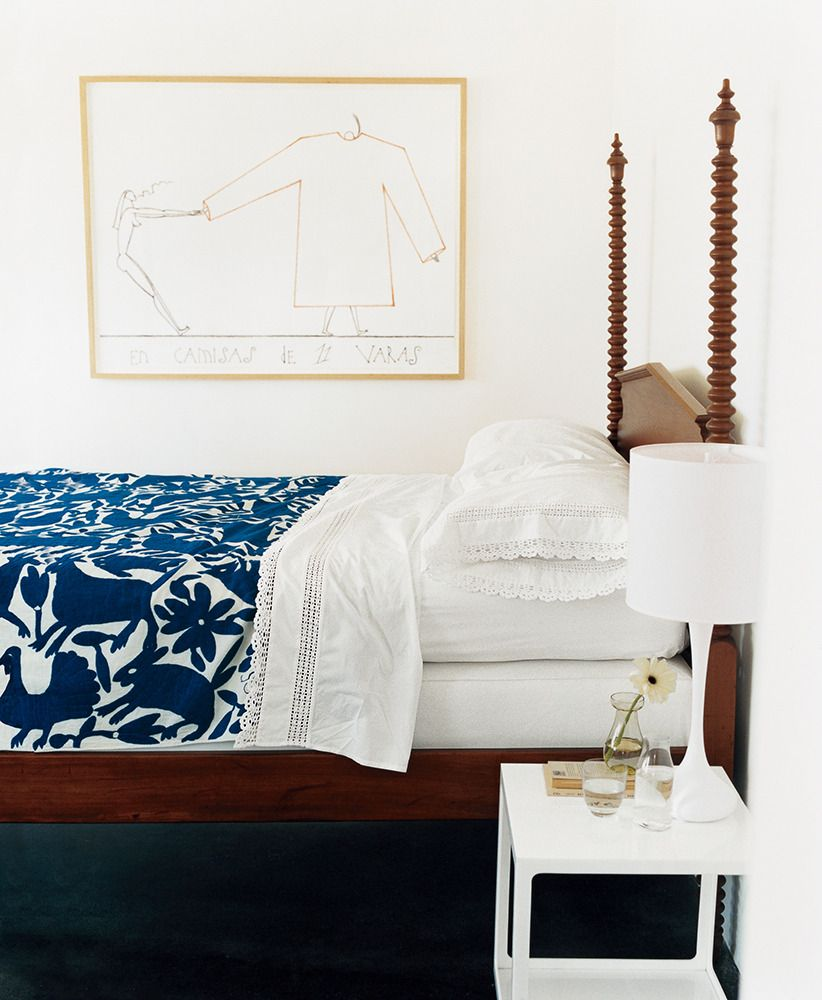 Jenny Lind spool bed / spindle bed