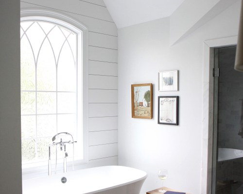 Park and Oak free standing tub