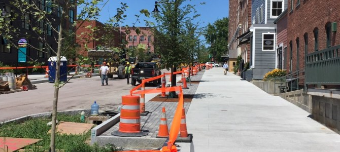 St. Paul St Construction Update 8/5/19
