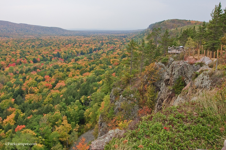 Porcupine Mountains Wilderness State Park Hiking