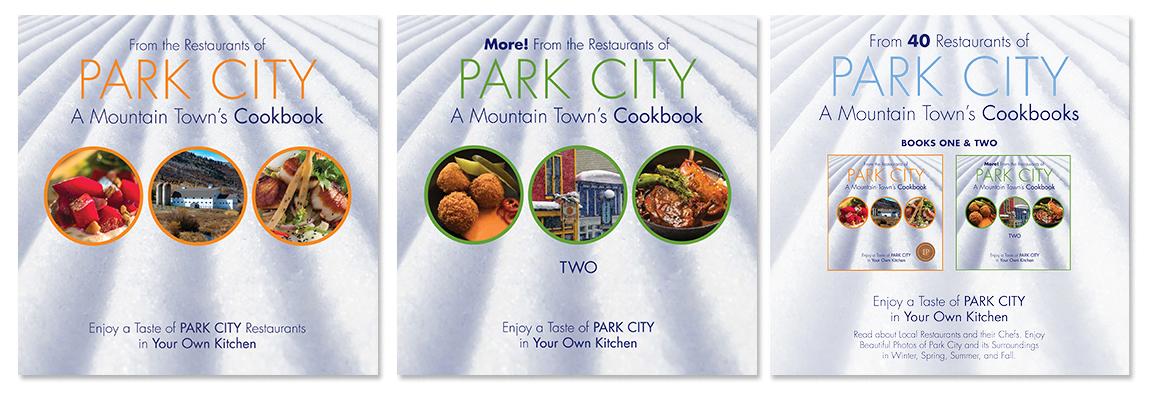 Park City Cookbook Sets