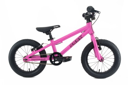 "PARK Cycles - 14"" Pedal Bike - Intense Pink"