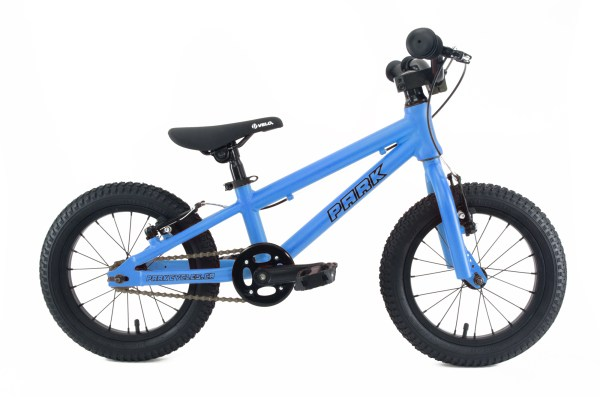 "PARK Cycles - 14"" Pedal Bike - True Blue"