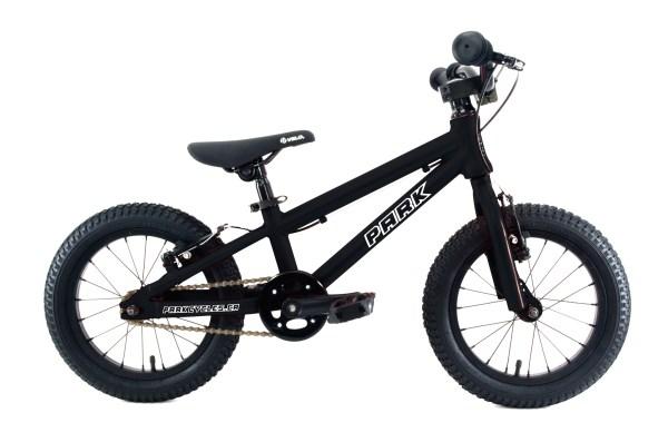 2021 PARK 14 Pedal Bike - Jet Black