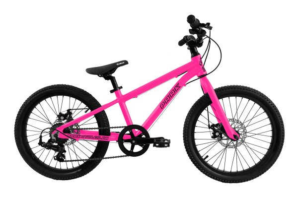 "PARK Cycles - 20"" Pedal Bike - Intense Pink"