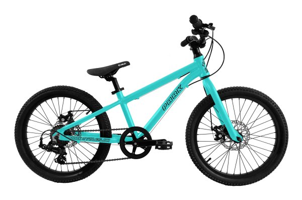 "PARK Cycles - 20"" Pedal Bike - Minty Fresh"