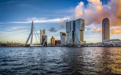 Rotterdam, here we come!