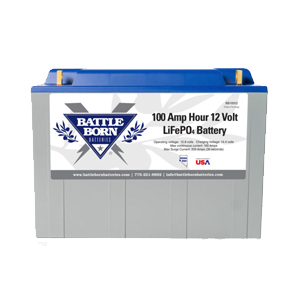 battle born 100ah lithium deep cycle battery