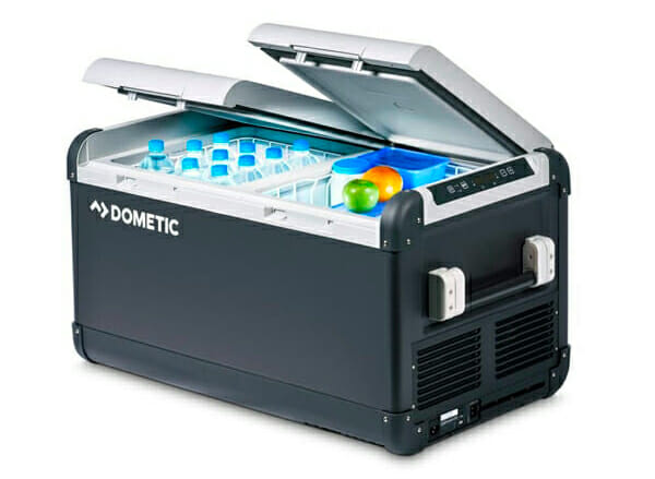 dometic portable refrigerator for camping