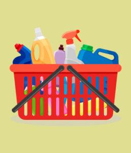 18.Toilet chemicals