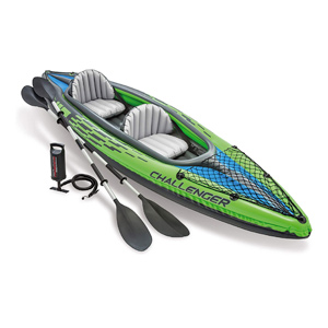 2 person adult and kids kayak
