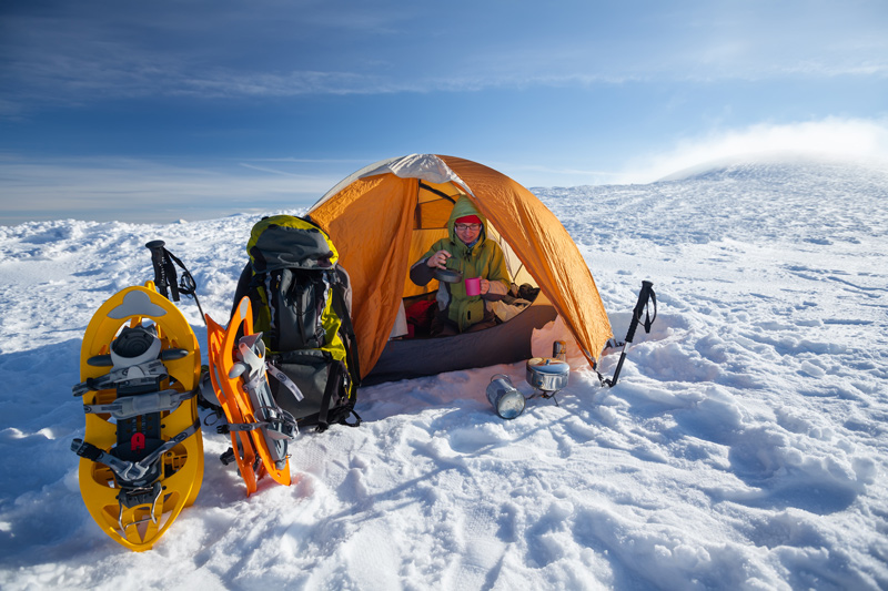 Best Winter Camping Tent For 4 Season Adventure 2020