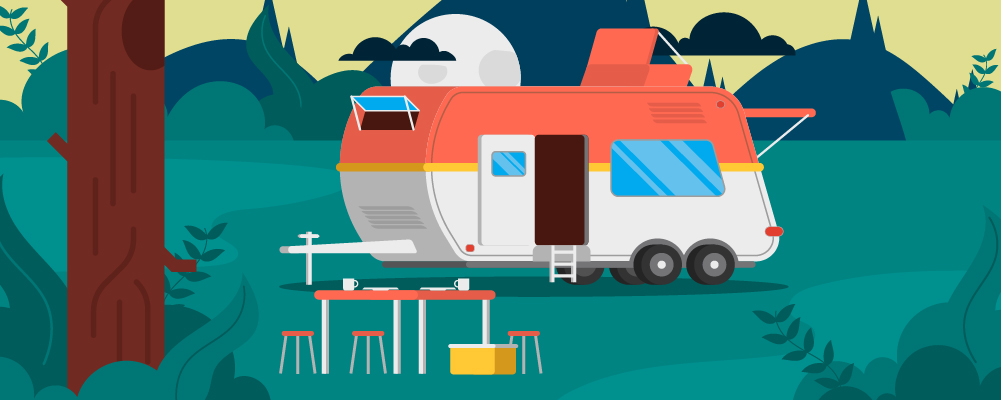 4.Where Should You Go RV Camping