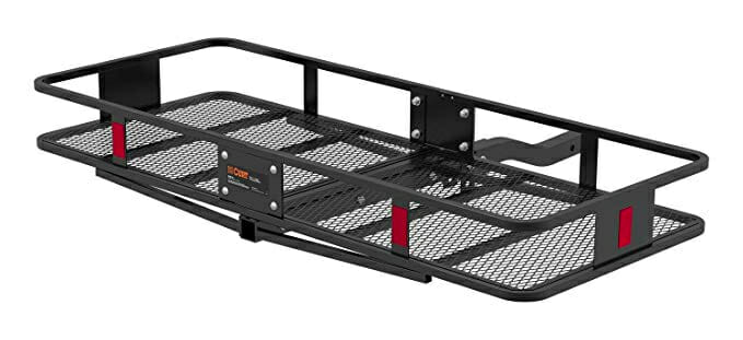 the best trailer hitch cargo carrier for storage