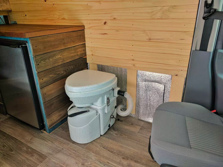 Best Portable Toilet For Camping And Van Life 2021