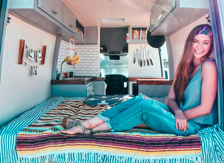 Life In A Campervan