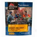 Mountain House Camping Food
